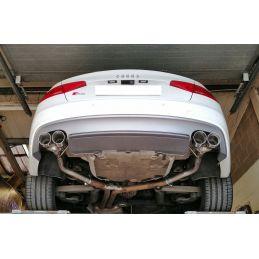 Silencieux Sport inox directDriveOnly Audi 3.0T V6 2009 - 2017