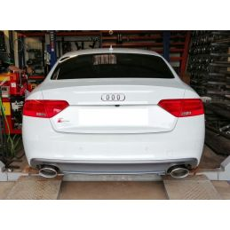 Silencieux Sport inox direct Look RS DriveOnly Audi S5 4.2 V8 2007 - 2012