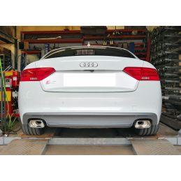Silencieux Sport inox direct Look RS 2 DriveOnly Audi S5 4.2 V8 2007 - 2012