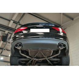 Silencieux Sport inox directDriveOnly Audi S5 Sportback 3.0T V6 2009 - 2017