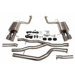 Silencieux Sport Inoxà valves DriveOnly BMW F10/F18520i/525i/528i/535i 2.0T/3.0T 2010 - 2016