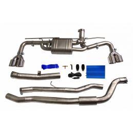 Silencieux Sport Inoxà valves DriveOnly BMW Série 5 G38 525/528/530/540 2.0T/3.0T 2017 - 2021