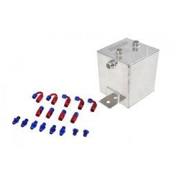 Réservoir aluminium 4L avec connecteurs AN6
