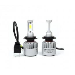 Pack de 2 ampoules Led Cree 40w Led H1