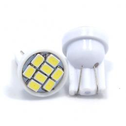 2 ampoules Led T10 - Culot W5W