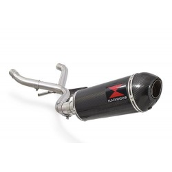 R850GS Décatalyseur exhaust...